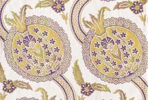 Purples   ANICHINI Fabrics / A lookbook of ANICHINI Fabrics and Wallcoverings in purples.