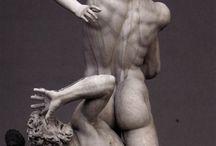 Giambologna & autres sculpteurs maniéristes / Giambologna ou Jean de Bologne,  Bartolomeo Ammannati, Michel-Ange, Benvenuto Cellini, Adrien de Vries... / by Mansur Al Hallaj