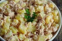 salades composées froides