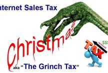 Oppose Internet Sales Taxes / Fight the Marketplace Fairness Act (MFA) or any other taxing of the Interne, including net accesst.  Online retail is only 6% of all retail.  The MFA chases a ghost because big box retailers control & pay over 90% of online retail sales,  That leaves the smaller businesses to become use tax collect for 45 states in which they do not live and to suffer tax collection costs and burdens that are greater than the use tax collected.  Help halt Internet sals taxes by pinning.  Thank you!