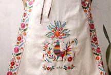 Vestimenta artesanal