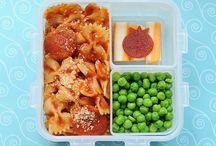 Kid Lunch Ideas / by Emily Kac