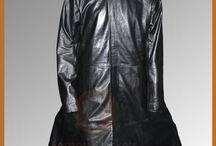 Star Trek Into Darkness Khan Trench Coat