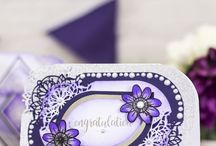 Floral Fantasy / Create a mulitiude of beautiful handmade cards and home decor items with Crafter's Companion's Sara Davies' Floral Fantasy Collection including papers, dies and stamps.