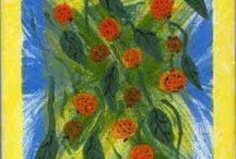 Karin Lisbeth galleri 2 abstrakt