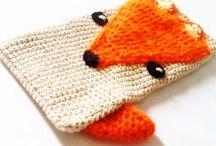 Huse tableta crosetate/Crochet Tablet Cover / Huse tableta crosetate/Crochet Tablet Cover