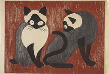#museumcats / Cats, cats, cats! / by IMA