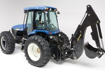 New Holland/Fiat/Ford
