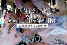 Journals, handmade books & Scrapbooking / by Dana Ruvalcaba