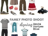 What to wear for pictures!! / by Leslie Cordle