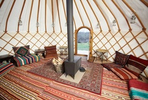 Glamping / The rise of glamping in the UK has really sparked our interest, great accommodation combining the best bits of camping with the best bits of a hotel! Here's why we love it so much!