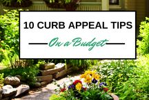 Curb Appeal Tips / by Mary Myzia
