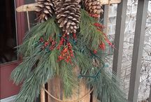 Christmas {Holiday Decor} / Christmas, Holiday Decor, Christmas decorations,  Christmas diy,  Christmas how-to,