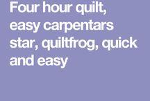 4 hour quilt