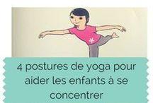 Yoga enfants.