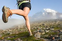 Trail Running / by Kali Anderson