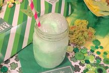 St. Patrick's Day / Celebrate St. Patrick's Day with delicious Irish recipes, creatie party ideas and crafts.