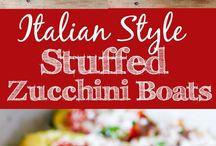 Italiensk inspirert