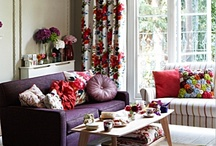 Floral interiors / by Claire Trevorrow