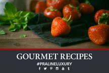 Gourmet Recipes / This board features gourmet recipes and everything associated with the joy of food.