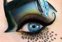 Sombras de Ojos / Hermosas sombras de ojos, un verdadero Arte!