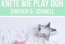 DIY Geschenke für Kinder / Selbstgemachte DIY Geschenke für Kinder wie Spielzeug, Bastelprojekte, Nähprojekte, Dekoration für das Kinderzimmer