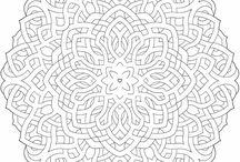 bedroom maze