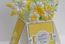 BOX CARDS / A lovely new take on an old idea / by Brigid Warom