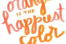 Typography / by Christy Cofer