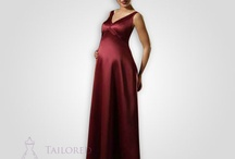 Maternity Formal Dresses / Maternity Formal Dresses Regardless of your age, your size, or your body type, it is important to ensure that you have at least a couple of evening formal dresses to wear that are designed for women that are expecting during your pregnancy / by Orietta De La Villa