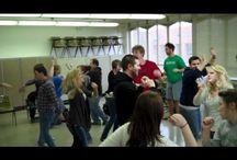 School - Dance/Song/Games