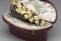 Headjewel Comb Kamm / Comb, combs,headjewels