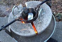 metal melting tools
