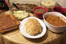 Vegan Holiday Meals / by Teresa Gagnon