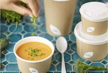 Green Packaging Food