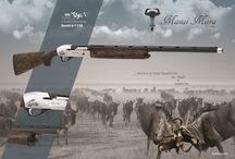 Masai Mara / The new Masai Mara inertial system semi auto shotgun