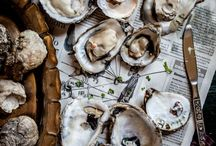 Ostras,Oysters... / by Ingrid Robles