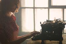 Photography: Typewriter