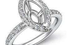 New Ring Setting / by Jill Liverseidge Garrity
