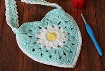 Cozy cute knitting projects.