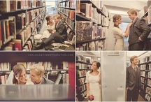 Library Themed Wedding Ideas