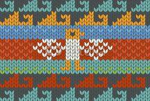 перуанские орнаменты