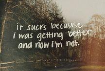 Depressed Again