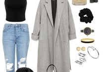 My Polyvore / Different way to style yourself/get inspiration.