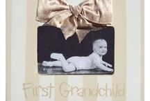 Gifts for grandma's  first grandchild