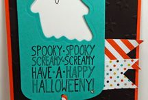 Card inspiration - Halloween