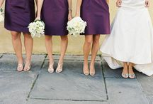 Purple Wedding Details / Inspiration for your purple wedding! / by Southern Weddings Magazine
