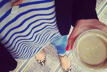 Stripes & / by Deanna Vergara