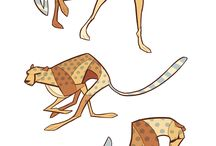 ilustrações animais