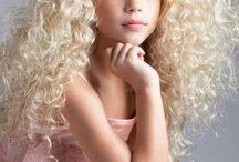Hair, beautiful hair / by Sarah Smith